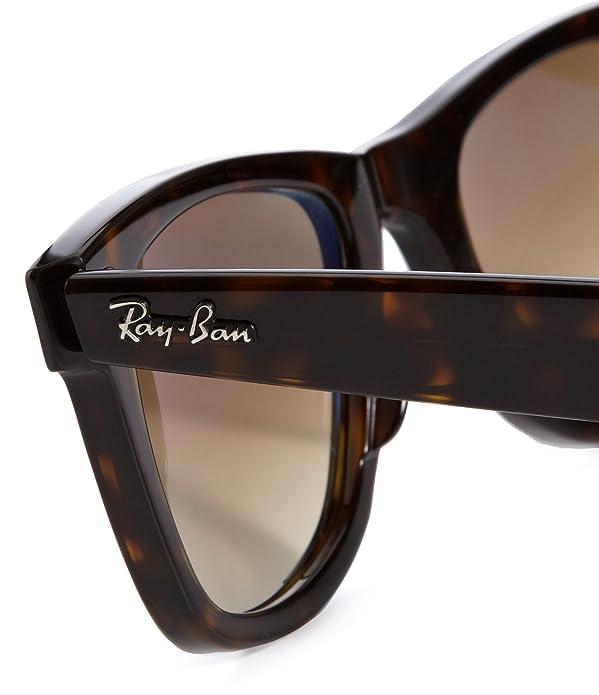 Amazon.com: Ray-Ban RB2140 Wayfarer - Lentes de sol, Azul ...