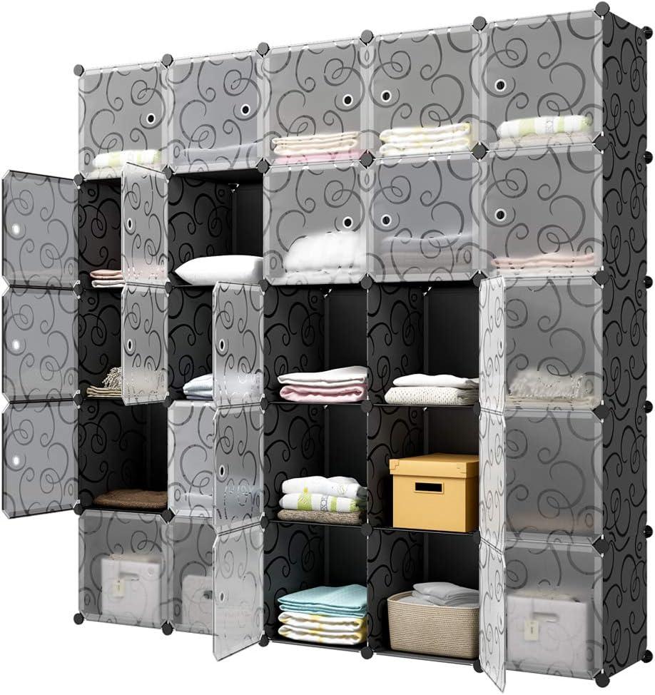 KOUSI Portable Cube Storage