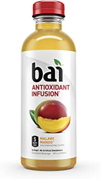 12-Pack Bai Malawi Mango Antioxidant Infused Beverage Bottles