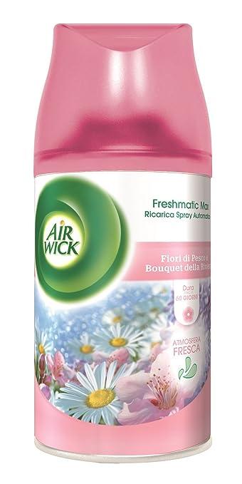 55 opinioni per Air-wick Freshmatic Ricambio di Deodorante per Ambienti- 1 Prodotto