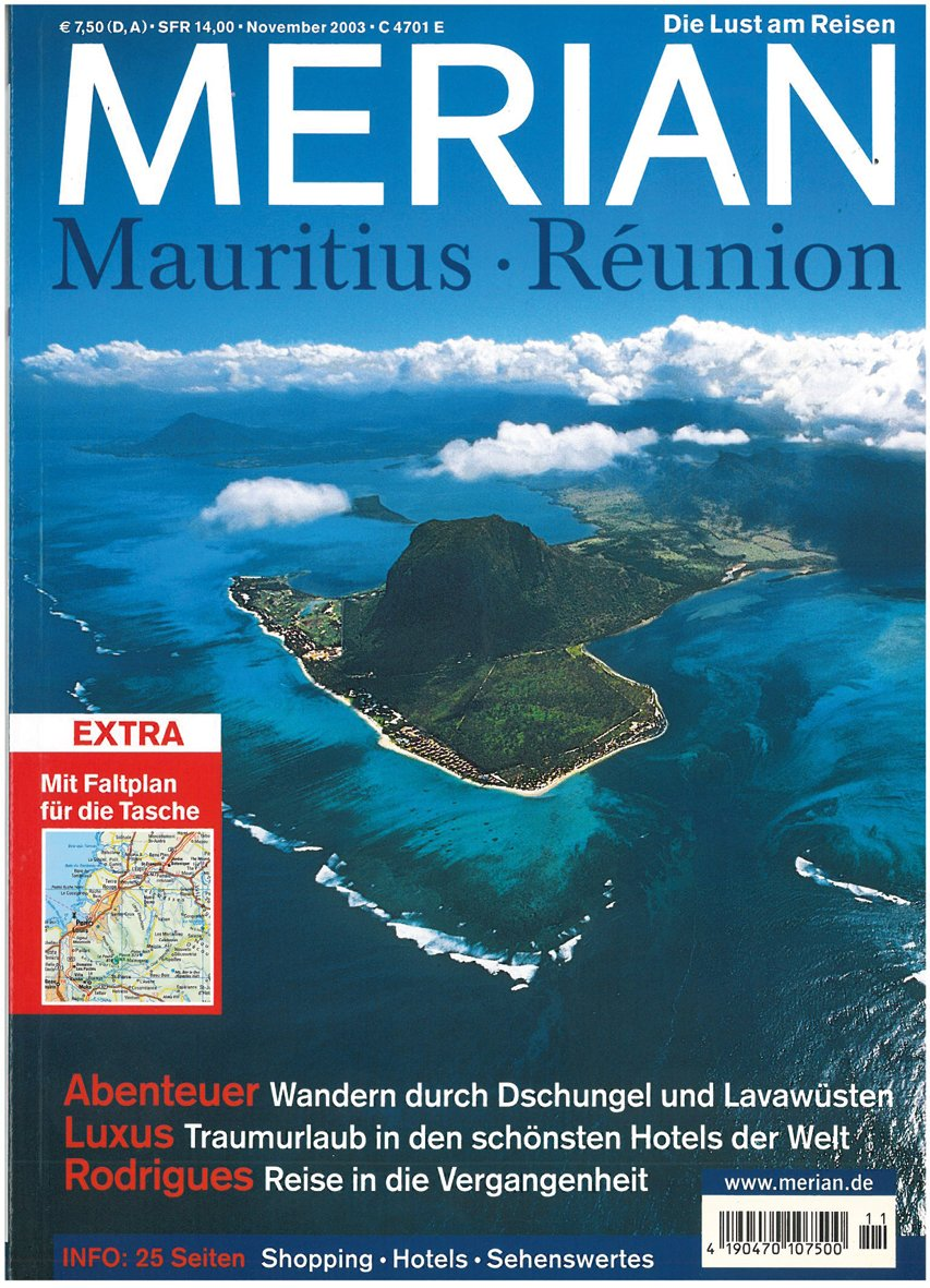 MERIAN Mauritius  Reunion
