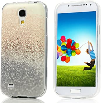 ZSTVIVA TPU Carcasa Funda para Samsung Galaxy S4 Mini i9190 i9195 Suave Silicona Gel Cubierta Casa Estuche Cover Case Caso: Amazon.es: Electrónica