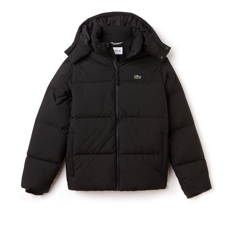 005014c701ae Lacoste - Men s Jacket - BH9358  Amazon.co.uk  Clothing