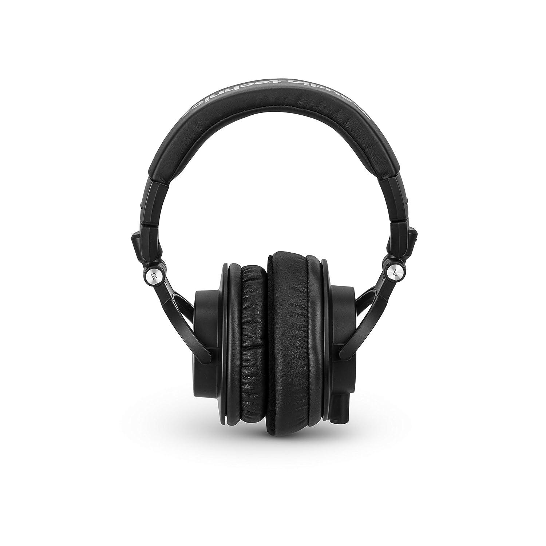 Philips Fostex HifiMan Black PU//Velour Brainwavz Hybrid Memory Foam Earpad AKG ATH Suitable for Large Over The Ear Headphones