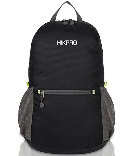 e5c57ce49a02 Amazon.com   HIKPRO Unisex Ultralight Handy Packable Backpack