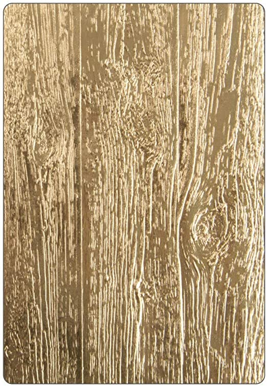 W BACKGROUND. TIM HOLTZ 3 D DEEPLY EMBOSSED WOOD TEXTURED CARD FRONT