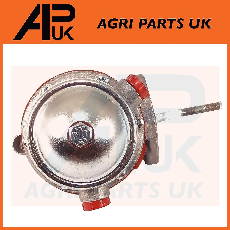 APUK Fuel Lift Pump compatible with Massey Ferguson 1100 1200 1014 1114 Tractor /& Perkins 6.354 6.372 Engine