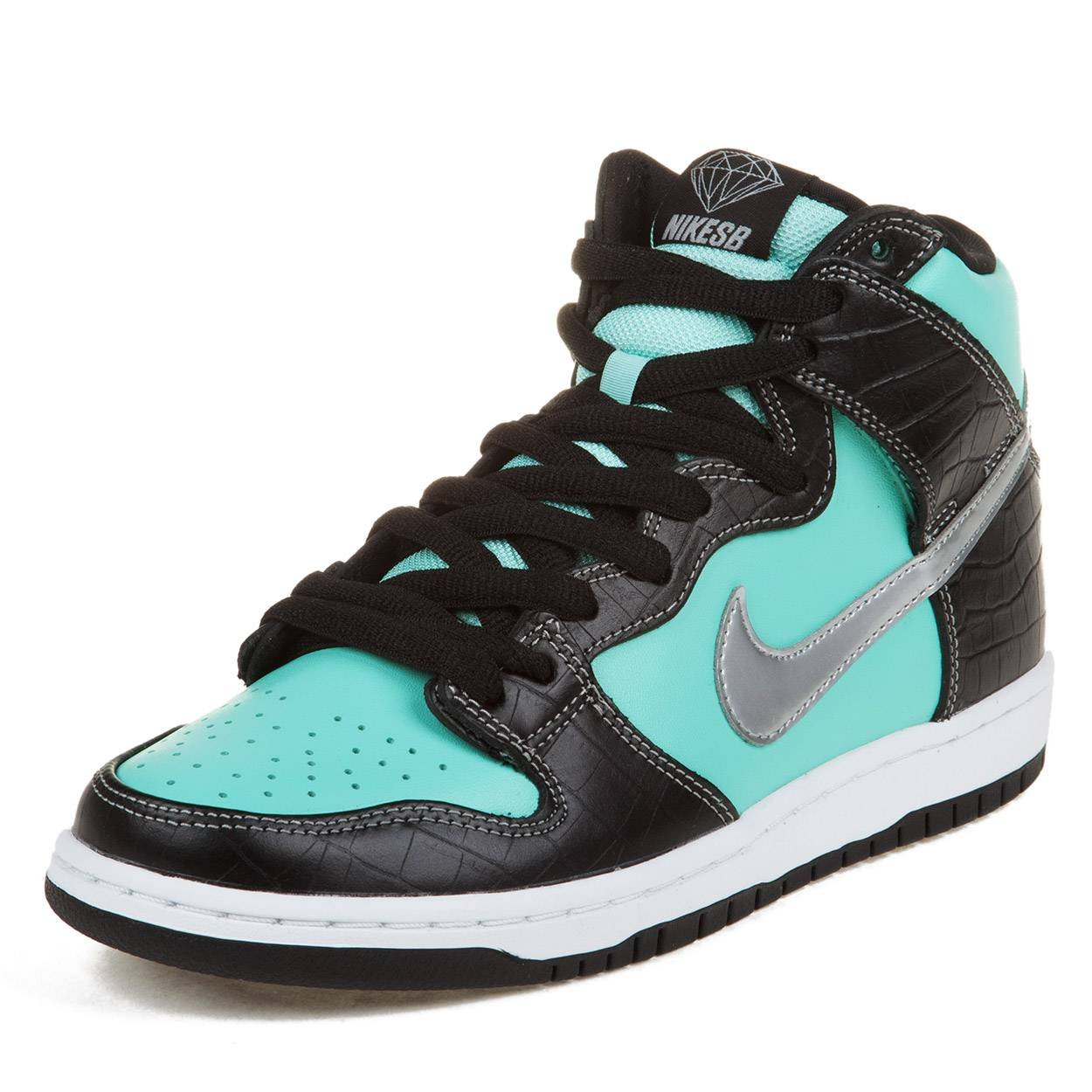 Nike Mens Dunk High PRM SB ''Diamond Supply'' Sz 10.5