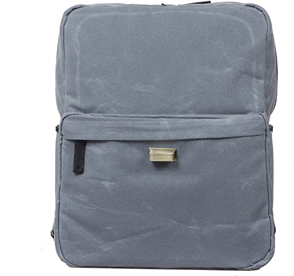 Jo Totes Bellbrook Camera and Laptop Backpack, Gray