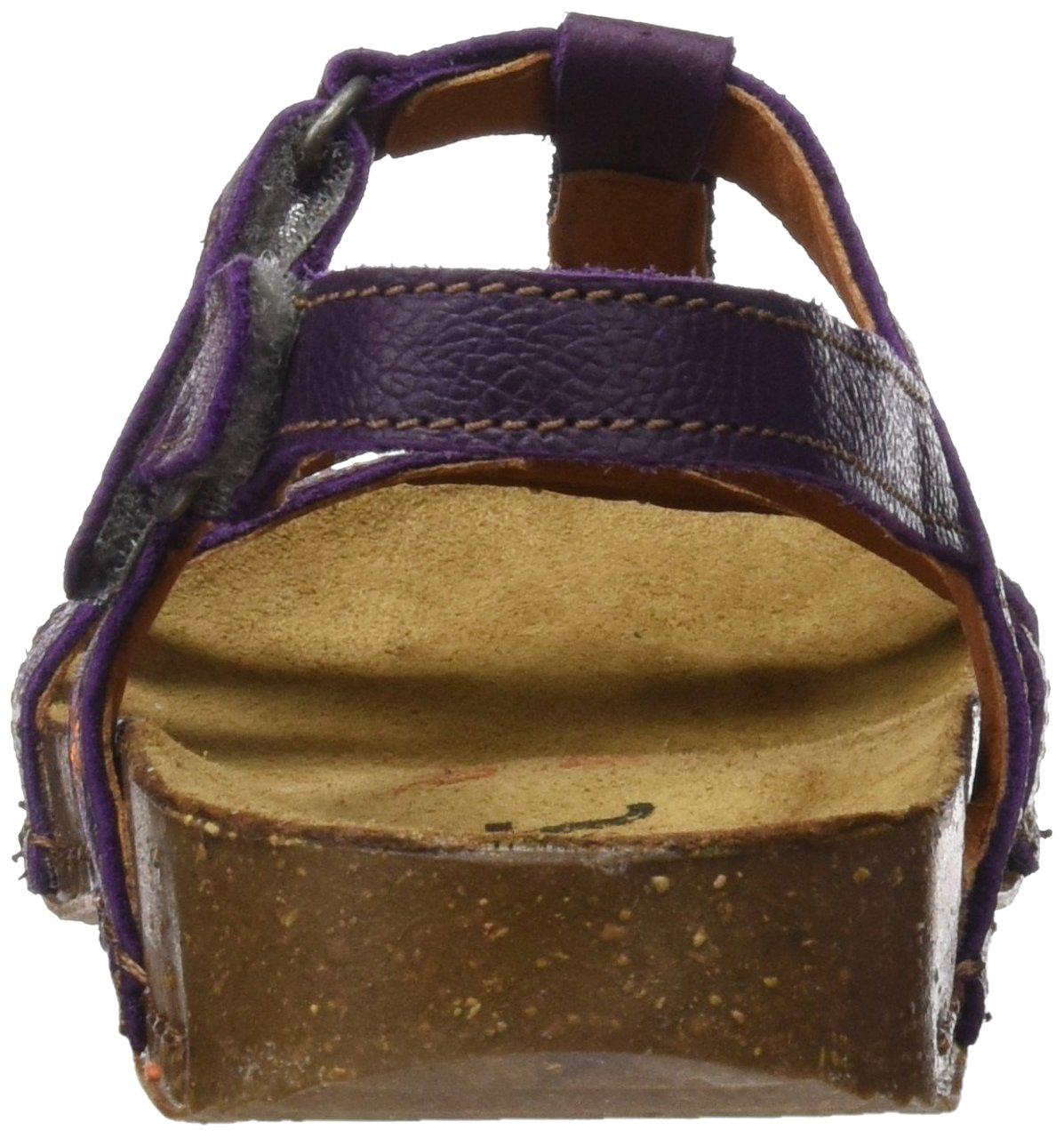 ART Damen 0946 Memphis I Breathe (Cerise) Sandalen mit Knöchelriemen Violett (Cerise) Breathe a449a4
