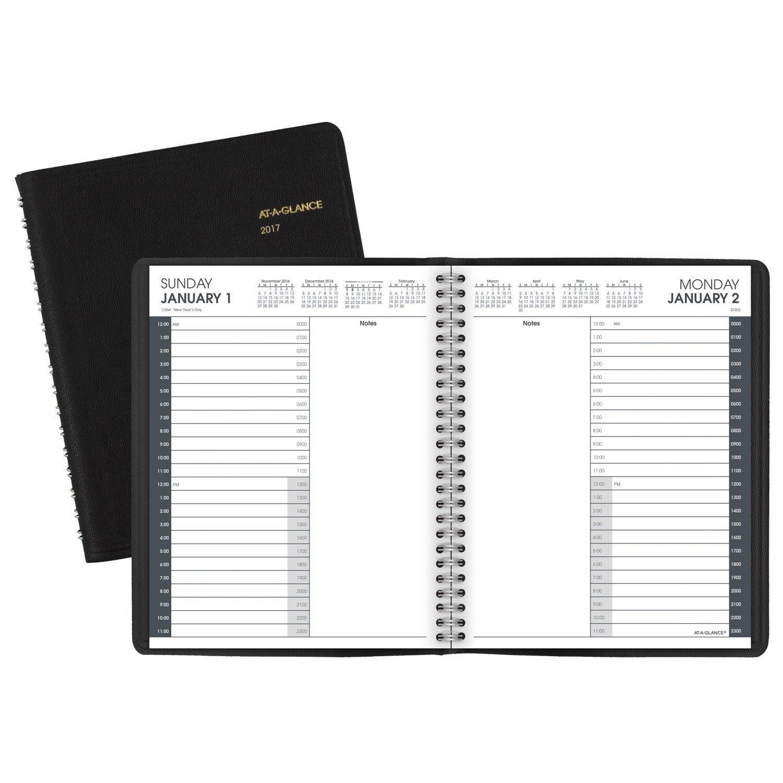 Amazon.com: At-A-Glance – Calendario Planificador de Daily ...