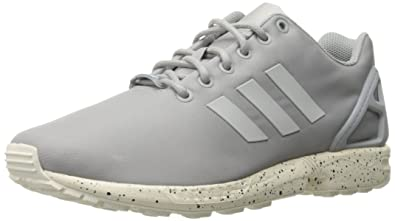 3925bf863 adidas Originals Men s zx Flux Fashion Sneaker Clear Onix Grey Chalk White  7.5 M