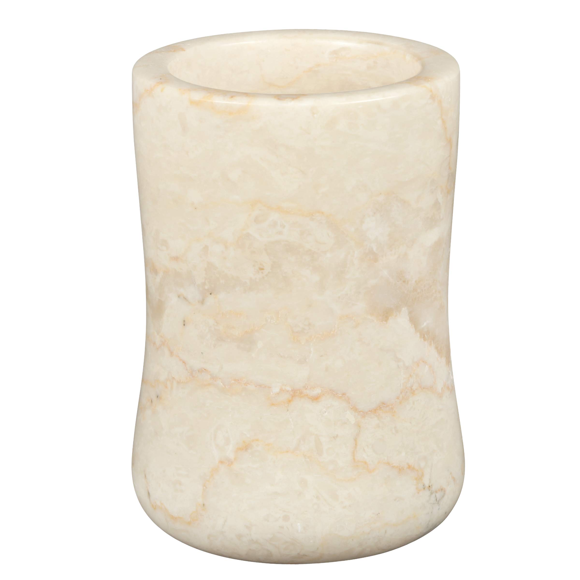 Creative Home 74176 Marble Bath Tumbler by Creative Home