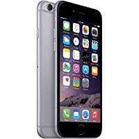 Apple iPhone 6 with FaceTime - 32GB, 4G LTE, Space Gray