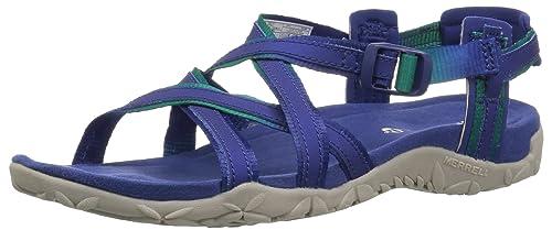 736c463b6270 Merrell Womens Terran Ivy Lattice Sport Sandal  Amazon.ca  Shoes ...