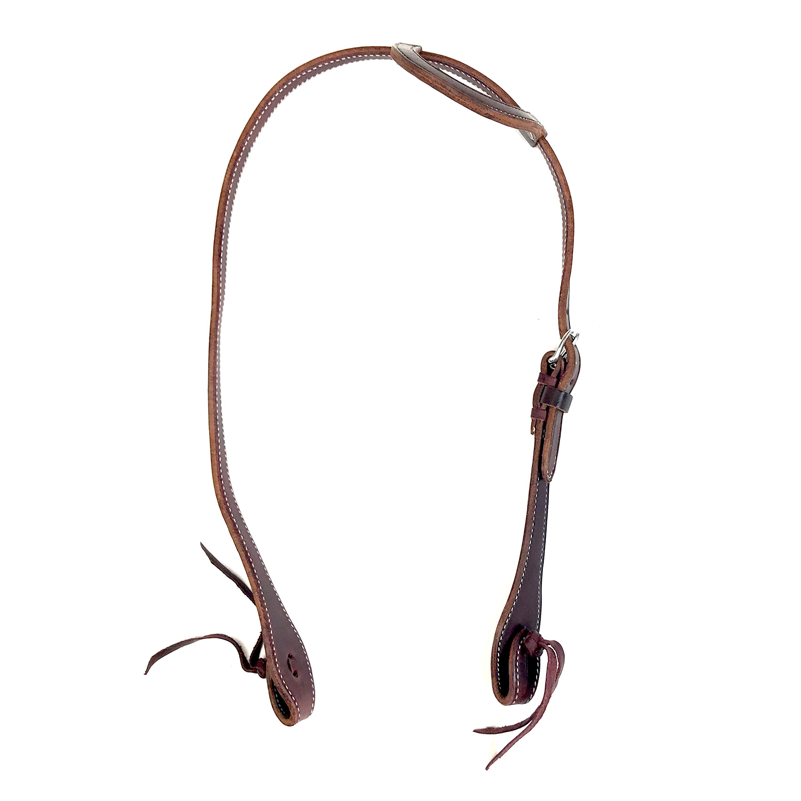 Alamo Saddlery LLC Rancher Supply- 'Elite One Eared Headstall'