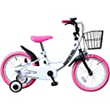 GRAPHIS(グラフィス) 子供用自転車16インチ GR-16