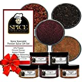 Chef Cherie's Persian Spice Gift Set-Contains 5 2 oz.Jars