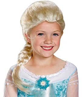 Disguise Inc - Frozen - Elsa Child Wig