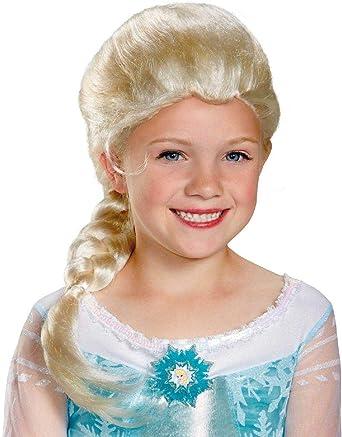 Disney Frozen Anna Wig Child