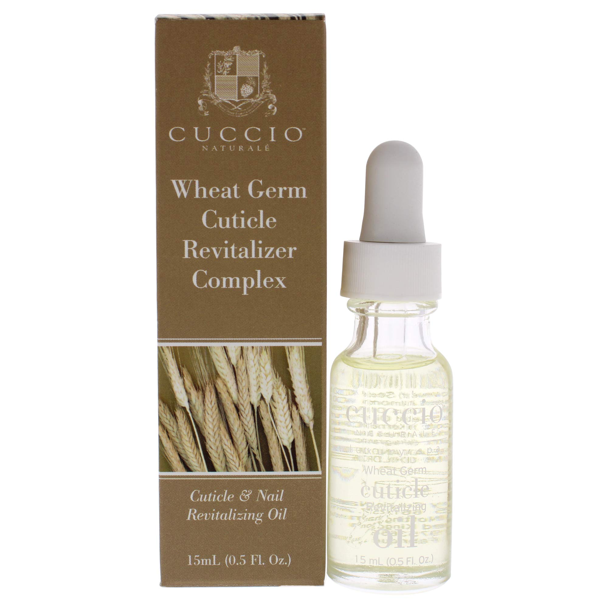 Cuccio Naturale Cuticle Revitalizer Complex - Wheat Germ, .5 oz