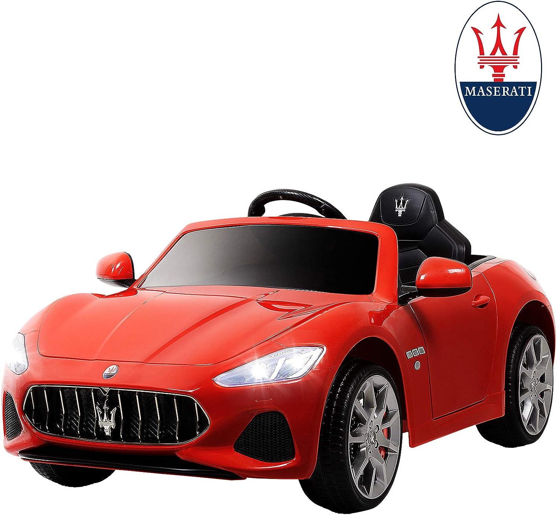 Uenjoy Maserati GranCabrio: Smoothest ride-bestfor2021.com