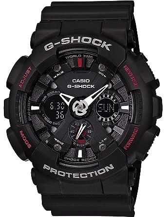 3b0dd4de21100 Buy Casio G-Shock Analog-Digital Black Dial Men s Watch - GA-120 ...