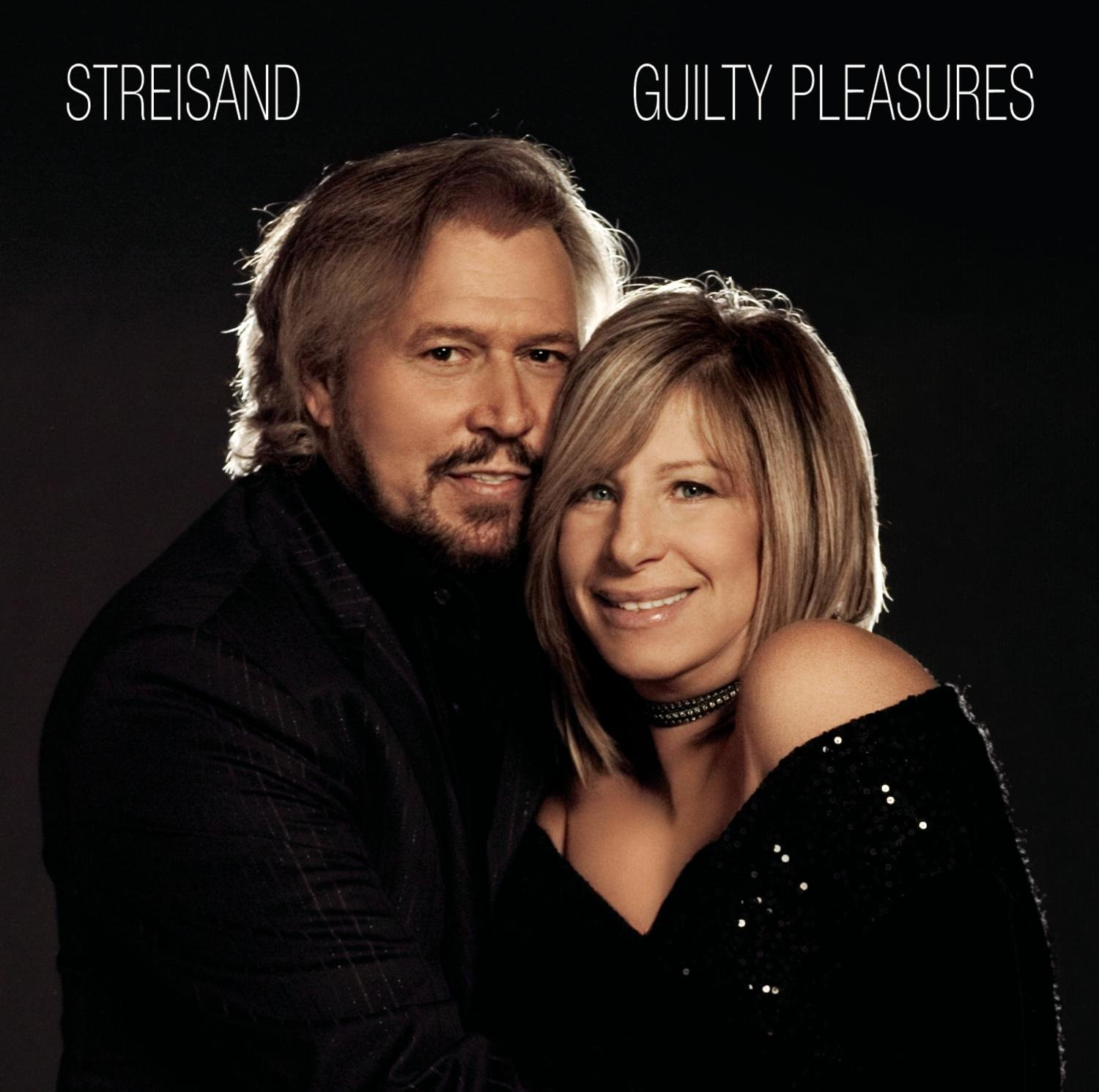 CD : Barbra Streisand - Guilty Pleasures (CD)