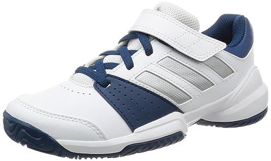 adidas performance kidscourt tennisschuh kinder