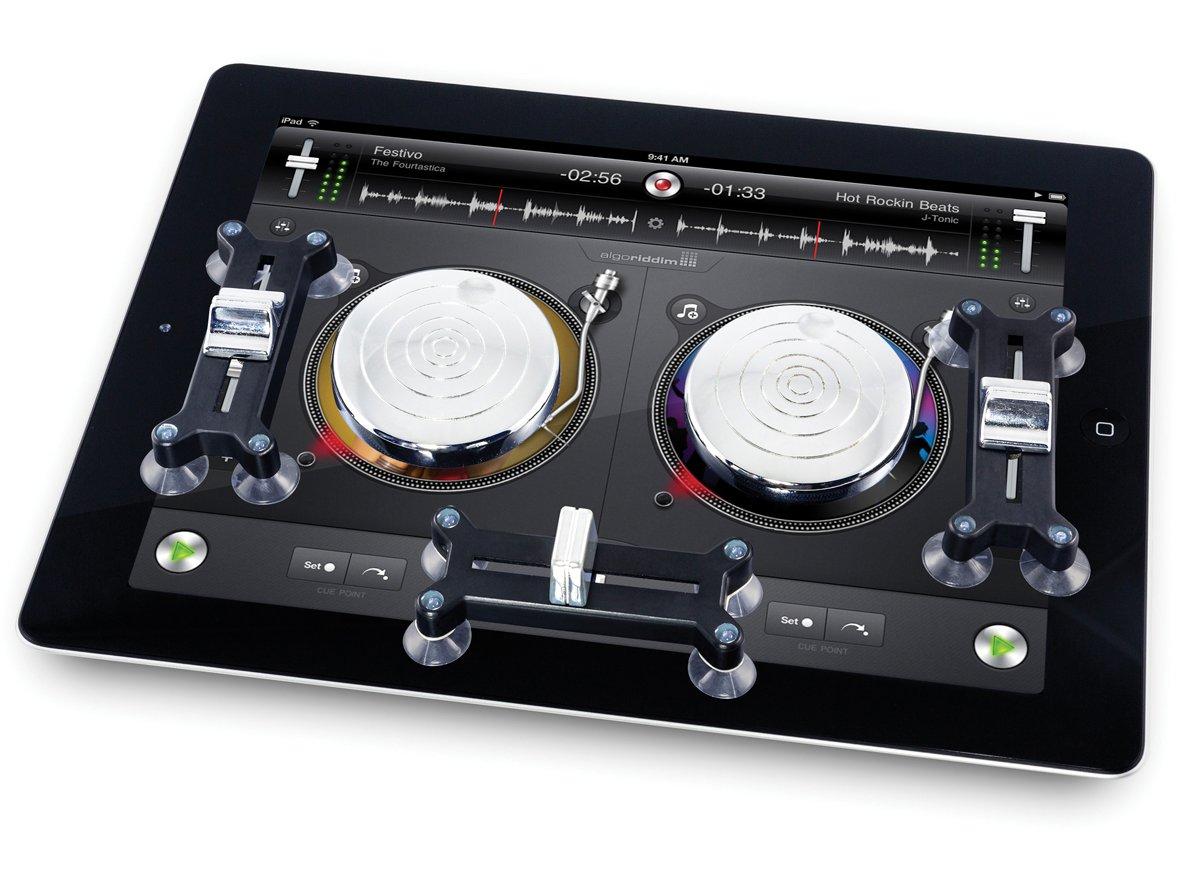 ION Scratch-2-Go DJ System for iPad Scratch 2 Go