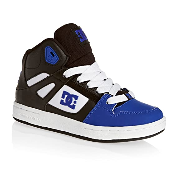 DC Shoes Rebound - High-Top Shoes - Zapatillas Altas - Chicos - EU 35 cNCwkr