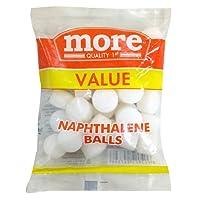 More Napthalene Balls, 200g Pouch