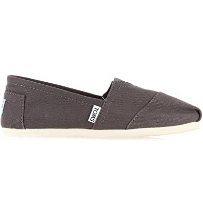 51389cdd822 TOMS Women s Classic Canvas Slip-on (5 B(M) US   35