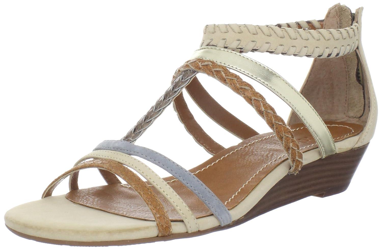nicole Women's Free Style Wedge Sandal B005XI3DFI 9.5 B(M) US|Butterscotch