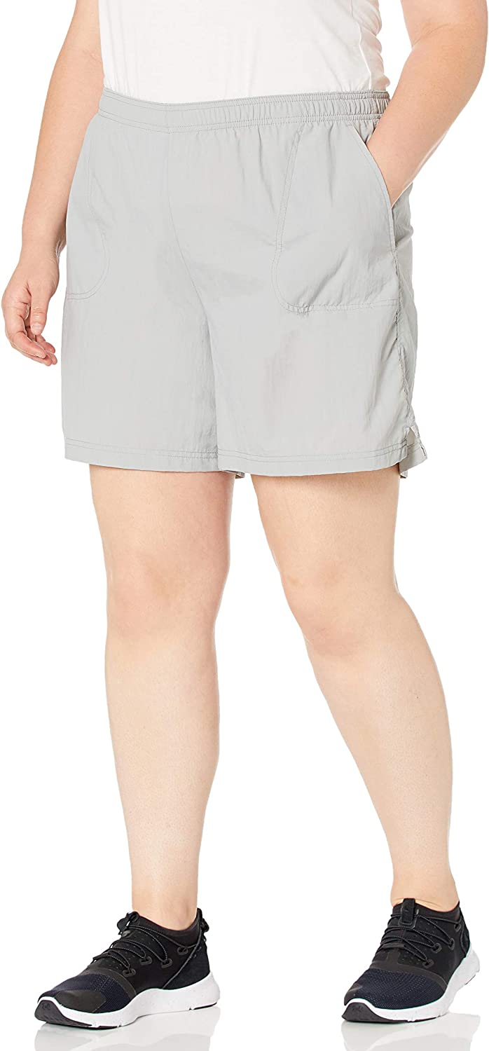 Columbia Womens Plus Size Sandy River Short