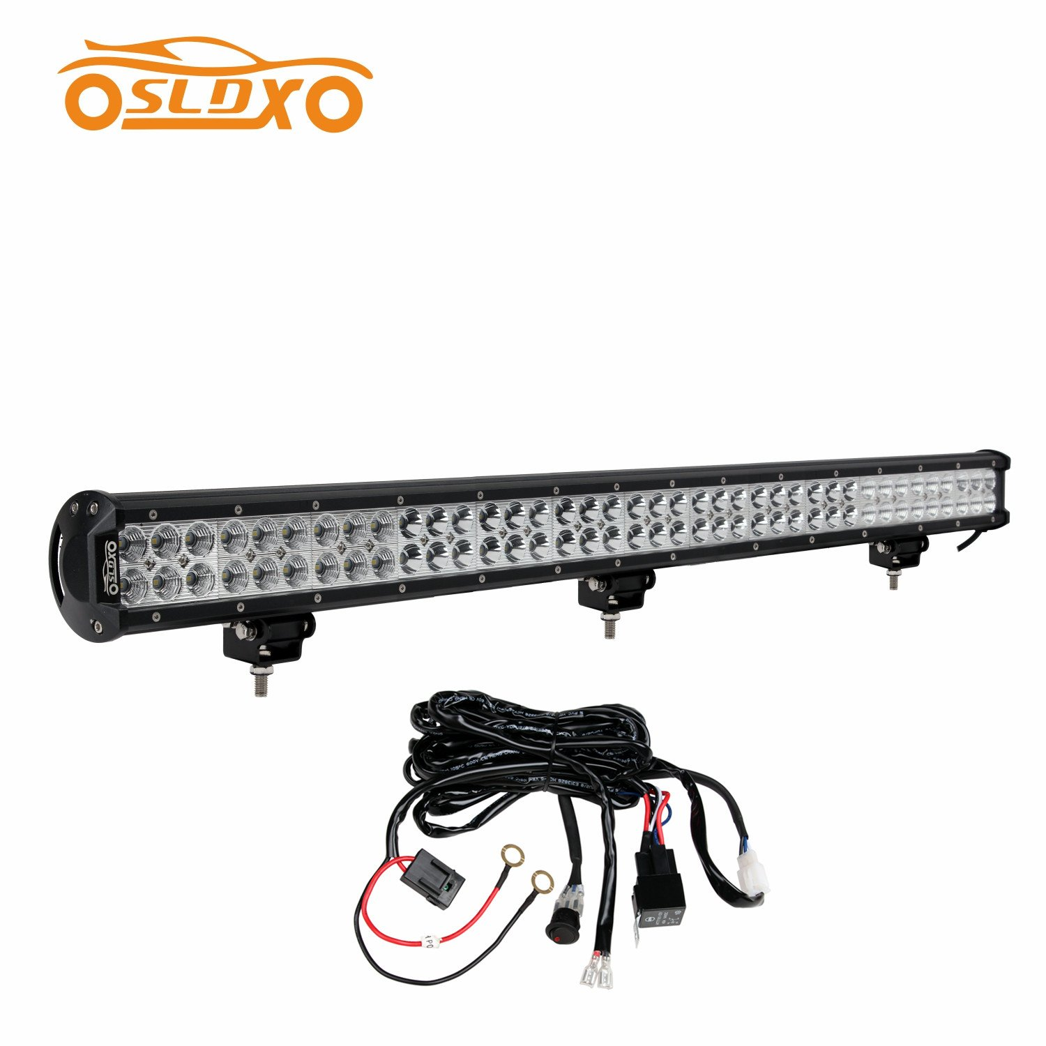 4X 4INCH 72W cube LED WORK LIGHT BAR Flood OFFROAD DRIVING FOG LAMP 12V//24V