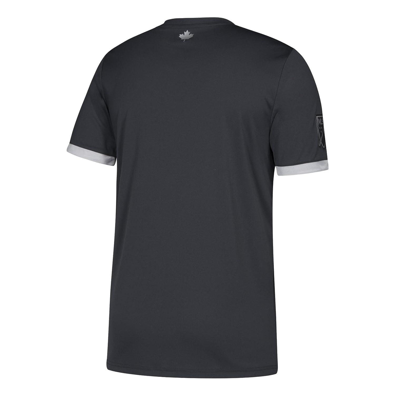 Dark Grey MLS Vancouver Whitecaps Youth Replica Jersey Large