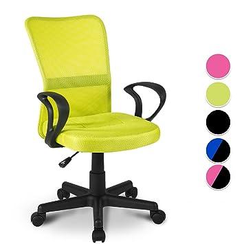 Merax Kinder Drehstuhl Bürodrehstuhl Schreibtischstuhl Computerstich