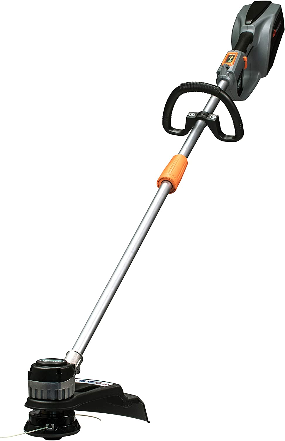 Scotts Outdoor Power Tools LST01540S 40-Volt 15-Inch Cordless String Trimmer, 2Ah Battery Fast Charger Included