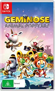 Geminose: Animal Popstars - Nintendo Switch