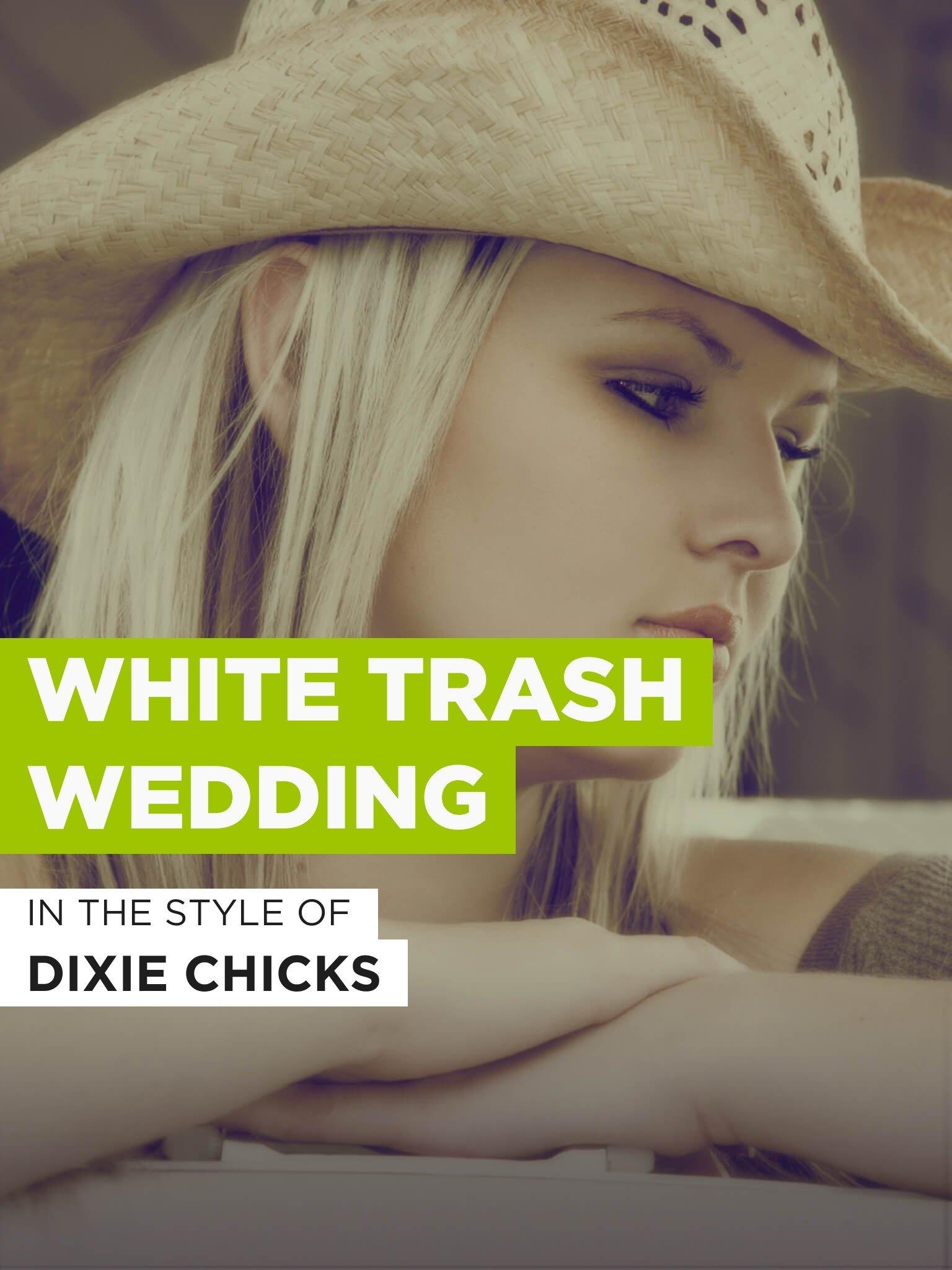 White Trash Wedding.Amazon Com Watch White Trash Wedding Prime Video
