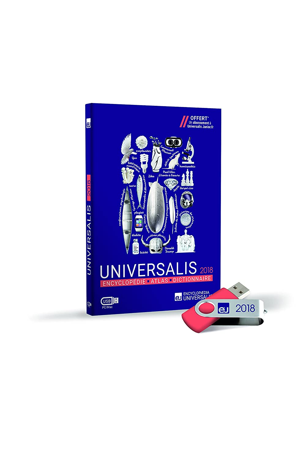 encyclopedie universalis sur cd
