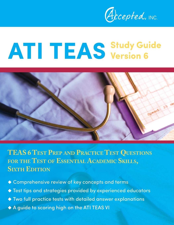 Amazon.com: ATI TEAS Review Manual: Author: Health & Personal Care