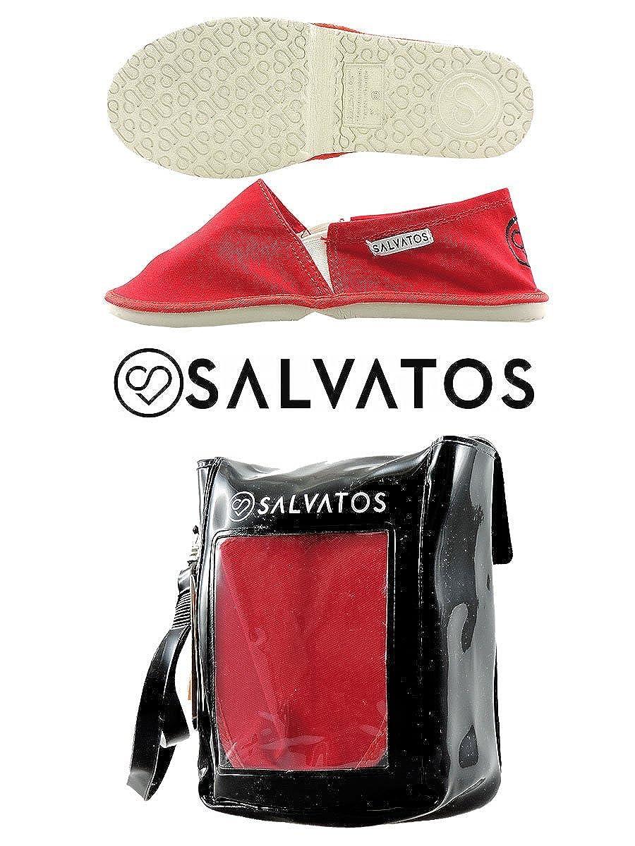 40f0b426b505 Salvatos Designer Folding Flip Flops In Gold Zip Pouch Silver Black Pink  Yellow (Large