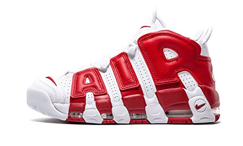 fceef9ceb425d Nike Mens Air More Uptempo Chi QS Chicago University Red
