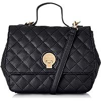 Caprese Sandra Women's Sling Bag (Black)