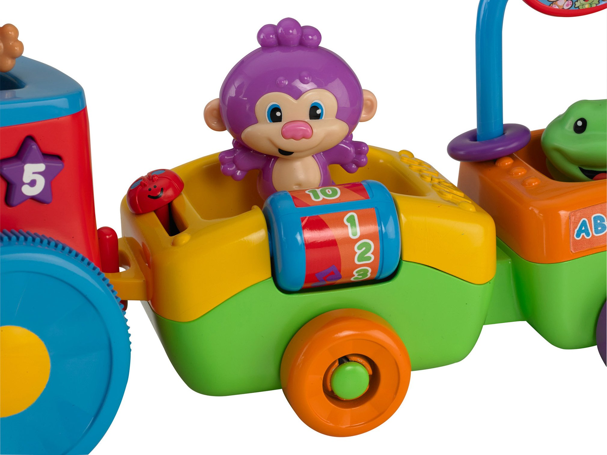 Fisher-Price Laugh & Learn Smart Stages Puppy's Smart Train by Fisher-Price (Image #23)