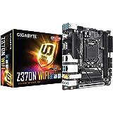 Gigabyte GAZ370NWF-00-G - Placa Base (Z370n WiFi, 1151 (C), Z370, Itx)