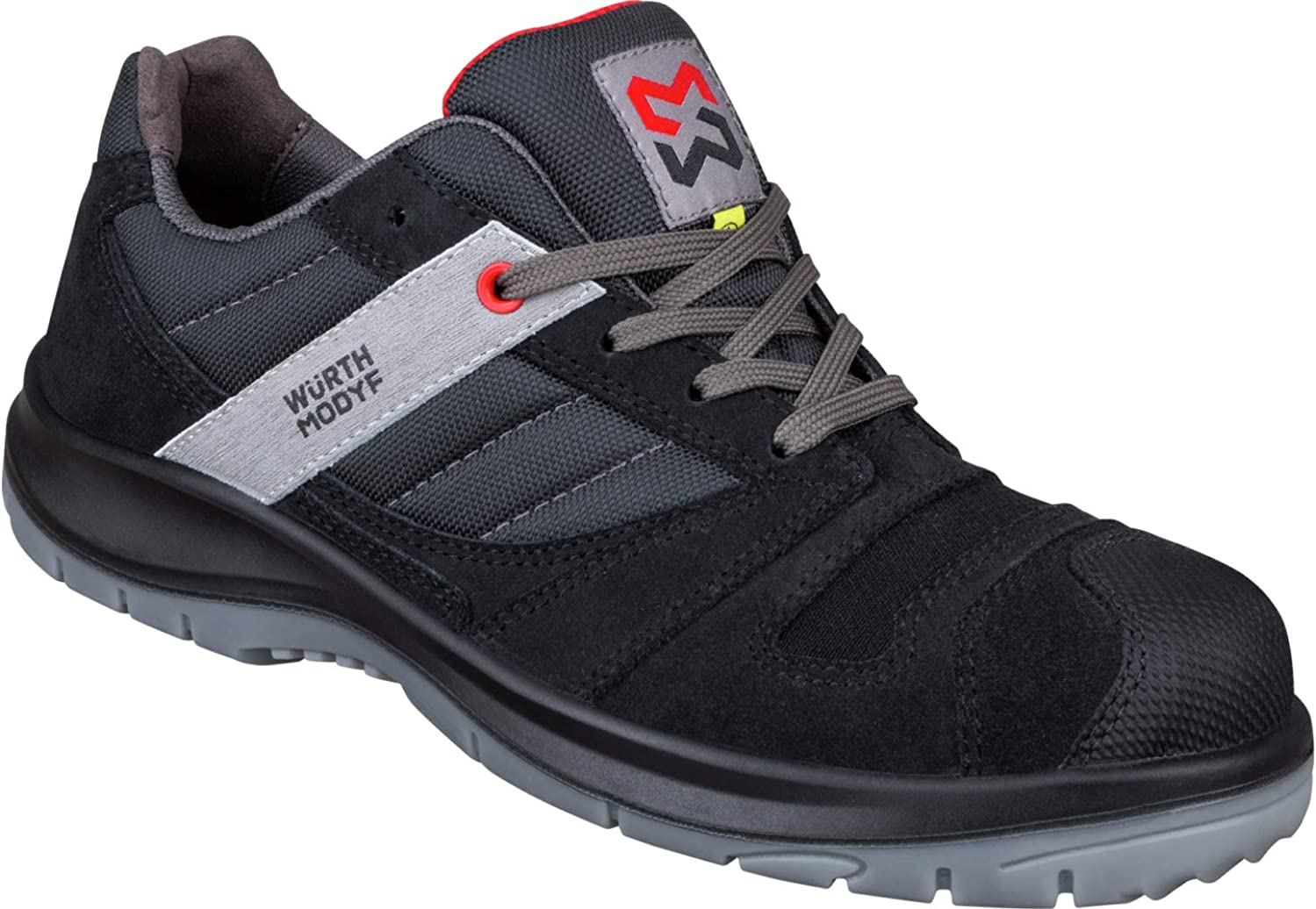 WÜRTH MODYF Chaussures de sécurité S3 ESD Stretch X Noires