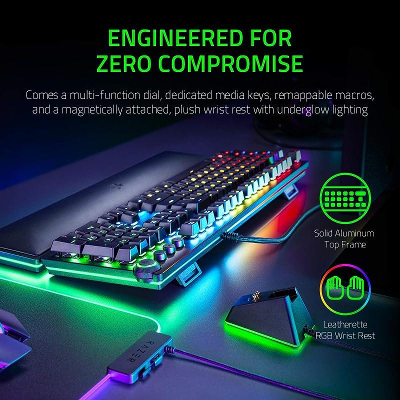 Razer Huntsman Elite Gaming Keyboard 3